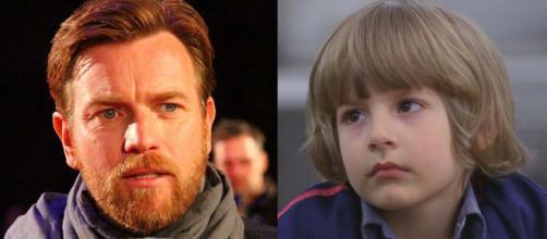 "Ewan McGregor may star as Danny in ""Doctor Sleep"" [Image McGregor Paul Bird/Wikipedia Danny ColliderVideos/YouTube"