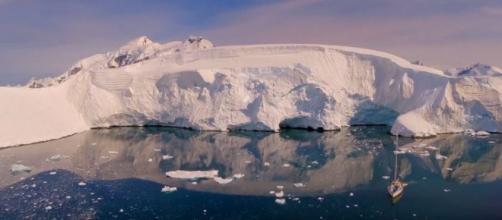 El fondo marino de la Antártida se encuentra contaminado