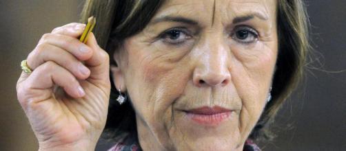 L'ex Ministro del Welfare, Elsa Fornero, ha parlato dell'attuale situazione politica italiana e della sua riforma - rifondazione.it