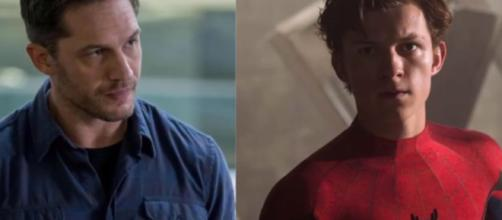 Tom Holland Spider-Man in 'Venom' movie after 'Infinity War?' How it's still possible! - [Image Credit: The Den of Nerds / YouTube screencap]