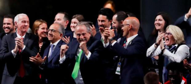 Canadá sede de la Copa del Mundo de fútbol 2026 junto a Estados ... - rcinet.ca