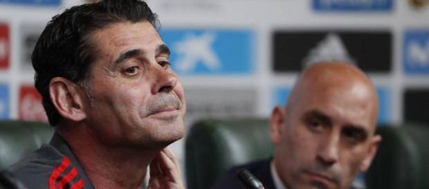 Fernando hierro asume la dirección de la selección de España - El Confidencial