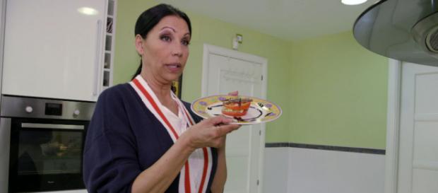 'Ven a cenar conmigo: edición Gourmet' con Toñi Salazar como anfitriona (Resumen)