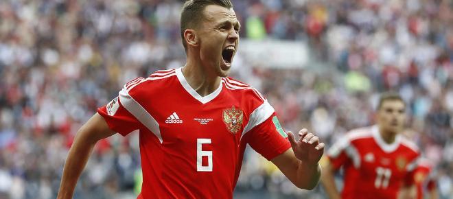 Auftaktsieg für Russland: Noch nie gab es ein 5:0 im Eröffnungsspiel