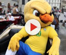 Canarinho Pistola fez sucesso nas ruas de Viena na semana passada