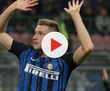 Milan Skriniar, difensore dell'Inter