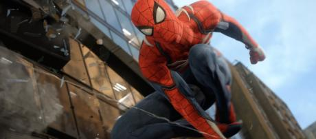 'Spider-Man' game coming to the PS4 [Marvel Entertainment/YouTube screencap]