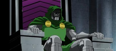 'Avengers: Infinity War' writers talked about how they'd use Dr. Doom in a Marvel film. - [Image via WatchMojo.com / YouTube screencap]