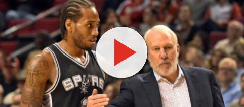 Kawhi Leonard has had enough of the Spurs. [Image via CBS Sports/YouTube]