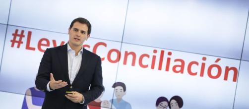 Ciudadanos presentó su propuesta de Ley Conciliación, Igualdad y Apoyo a las Familias