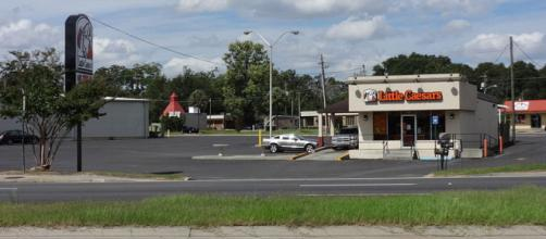 Little Caesars outlet in Albany, Dougherty County, Georgia. - [Image courtesy – Michael Rivera / Wikimedia Commons]