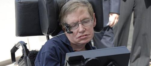 Stephen Hawking's message will be beamed into space - Image credit - NASA | Wikimedia