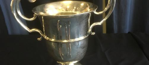 Taken by Chris Gaynor: Snooker's oldest amateur trophy since 1916 - The English Amateur Championship trophy | Gaynor C