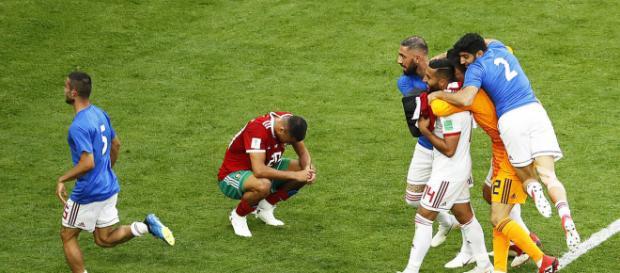 Coupe du monde 2018. Maroc - Iran : « un moment amer » pour Bouhaddouz - ouest-france.fr