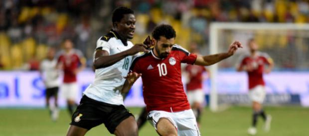 Salah é a principal esperança de gols do Egito na Copa.