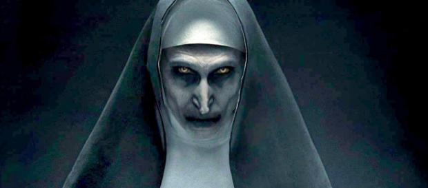 The Nun Awakens in First Look at New Conjuring Spin-Off - MovieWeb - movieweb.com