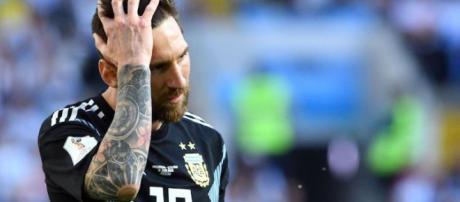 Argentina en el debut no pudo ganarle a Islandia