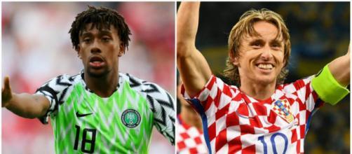 Copa do Mundo: Nigéria x Croácia ao vivo