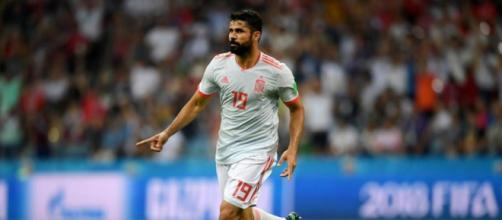Diego Costa marca dos goles a Portugal consiguiendo el empate a 3
