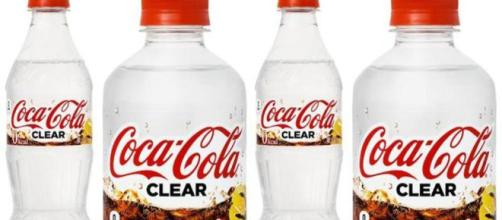 La Coca Cola Clear ya es una realidad
