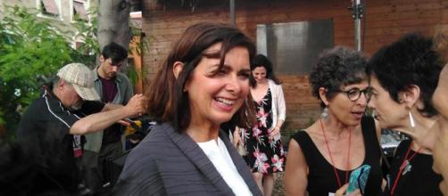 Laura Boldrini all'evento di Futura