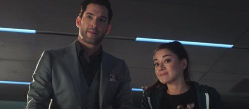 'Lucifer' will remain alive thanks to Netflix picking up the canceled series. - [Image via Lucifer / YouTube screencap]
