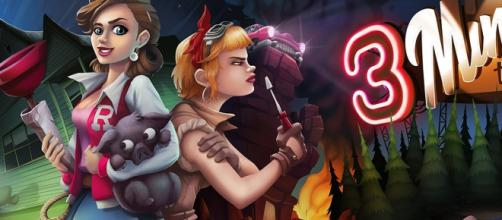 (This graphic adventure aims to invoke feelings of the old and new.) [Image source: Scarecrow Studio - YouTube]