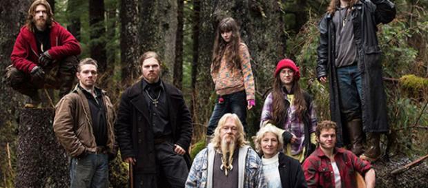 A familia Brown ficou conhecida pro participar do reality show 'A Grande Família do Alasca'