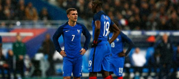 Euro 2016: France Benched Paul Pogba, Antoine Griezmann For ... - thebiglead.com