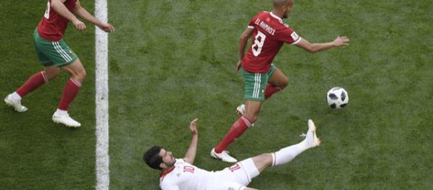 Le Maroc tombe de haut contre l'Iran