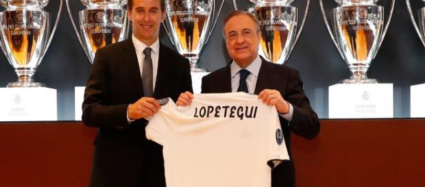 Lopetegui tiene dos meses y medio para preparar la próxima plantilla del Real Madrid