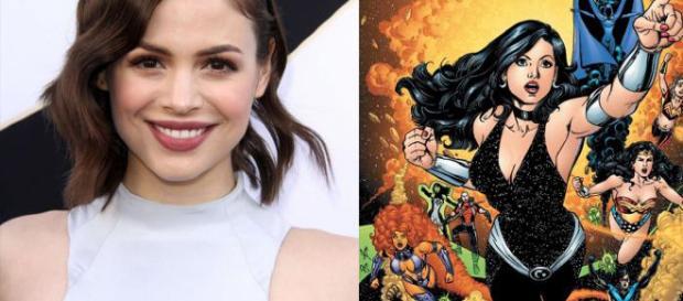 Conor Leslie interpretará a Wonder Girl en la serie de Titans