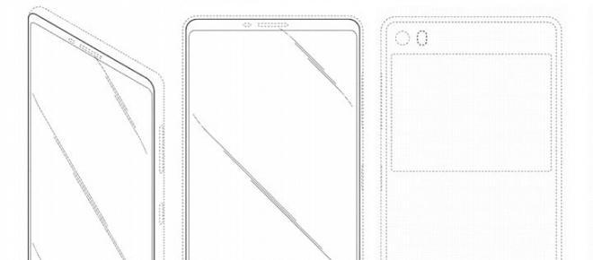 Samsung progetta il cellulare del futuro: brevetto mostra doppio schermo, davanti e dietro