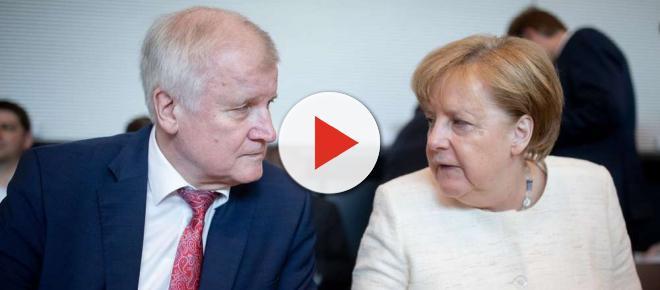 Seehofer-Merkel: Bombenbau in Wohnanlagen: Kölner Gift-Fund erfordert Konsequenzen