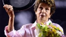 Legado de vitórias de Maria Esther Bueno é reverenciado no tênis internacional