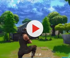 A screenshot from 'Fortnite' - TmrTn2/YouTube screencap