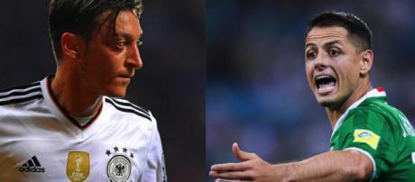 coupe du monde : allemagne mexique