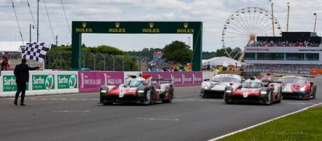 Toyota consigue la victoria en las 24 Horas de Le Mans 2018