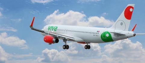 'Viva Aerobus' regalará vuelos si México se lleva la copa mundial