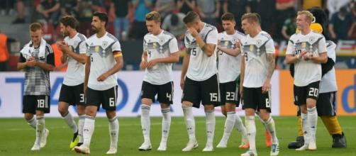 Esordio da dimenticare per la Germania al Mondiale di Russia