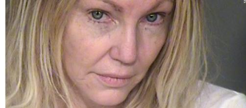 Heather Locklear hospitalized for psych evaluation after attacking parents. [Image Credit: Ventura County Sheriff's Depart.]