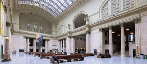 The Great Hall of Chicago Union Station. - [Velvet / Wikimedia Commons]