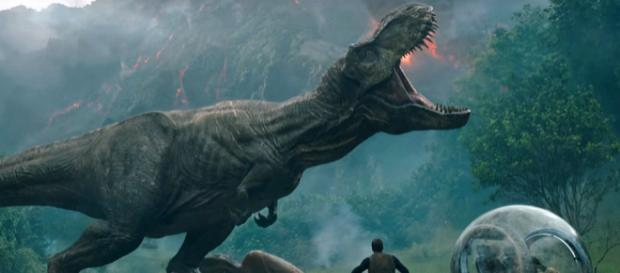 Jurassic World: Fallen Kingdom Trailer Has Twitter Users Going ... - jetss.com