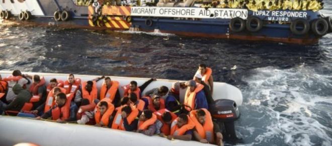 Le rôle majeur des ONG pour les migrants