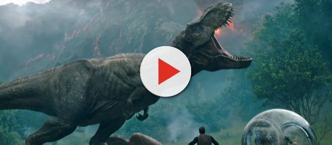 'Jurassic World Fallen Kingdom' is full of blink-and-you'll-miss-'em Trump jokes
