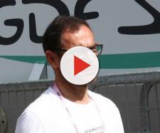 Davide Cassani è Ct della nazionale di ciclismo dal 2014