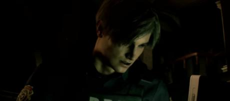 'Resident Evil 2' remake image. - [IGN / YouTube screencap]
