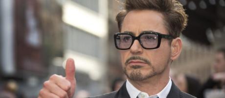 Robert Downey Jr. já foi preso algumas vezes por causa do seu vício em drogas