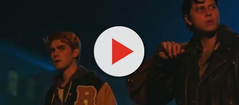 Riverdale stars - image credit - CW via TV Promos | YouTube