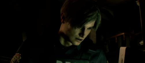 'Resident Evil 2' remake image. - [IGN / YouTube screencap]